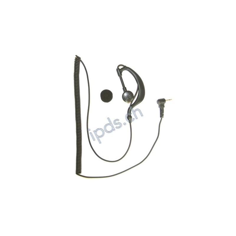 Einfacher Flexi-Ohrhänger 2.5mm