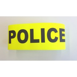 Armbinde Police