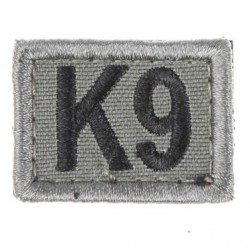 K9 patch, Small w velcro -12, SnigelDesign