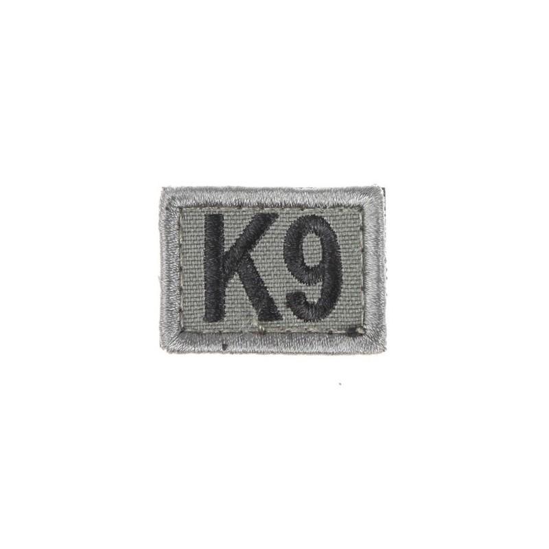 K9 patch, Small w velcro -12, SnigelDesign
