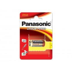 Panasonic Batterien CR123