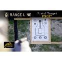 Ziel für Schiessübungen,  Pistole 100 Stk