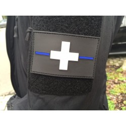 Klett Thin Blue Line Switzerland