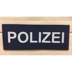 Klett Polizei feuerhemmend, 26cm x 10cm