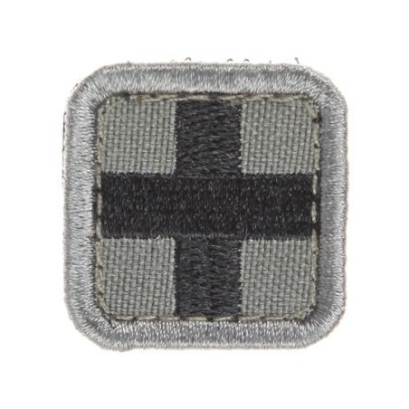 Medic patch w Velcro Grün SnigelDesign