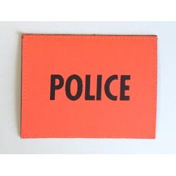 Patch Police Orange Gross