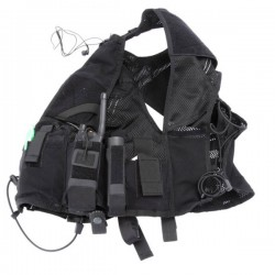 Covert surveillance equipment vest -05
