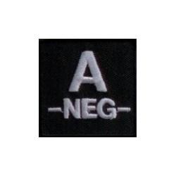 Blutgruppenpatch A-