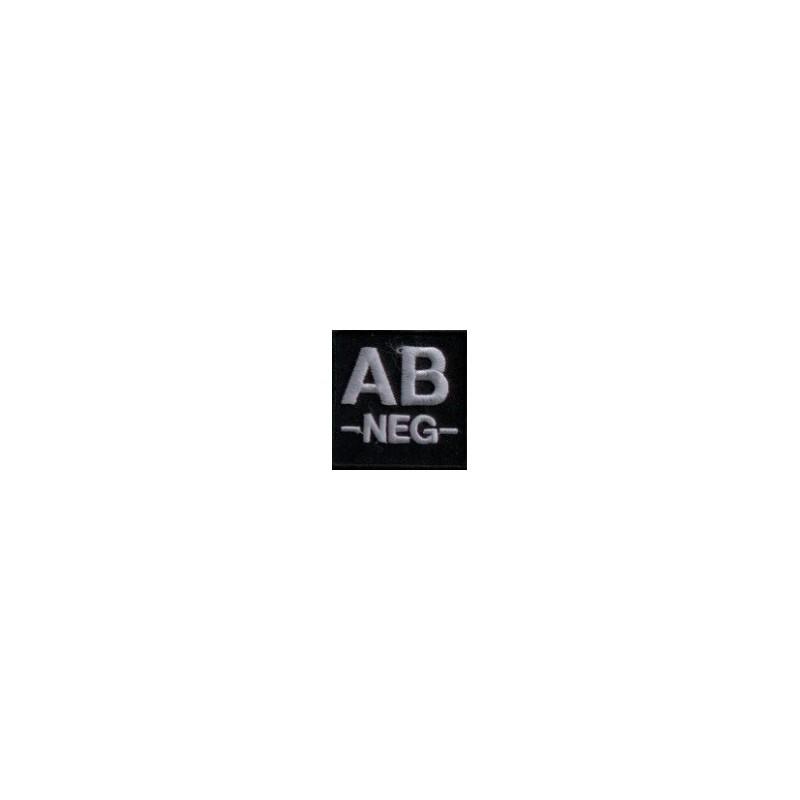 Blutgruppenpatch AB-