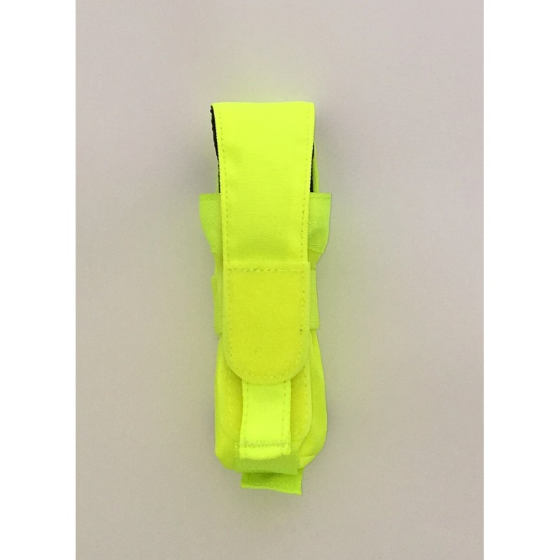 Yellow GP pouch 3 long, SnigelDesign