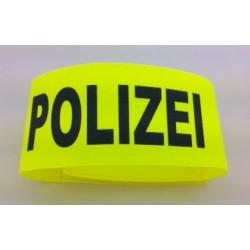 Armbinde POLIZEI