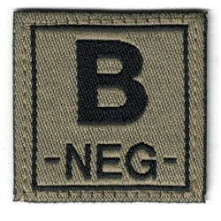 Patch Blutgruppe
