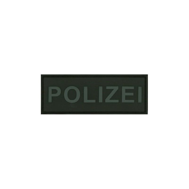 Gummi-Polizeiklett