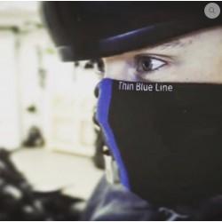 "Schlauchtuch ""The Thin Blue Line"""