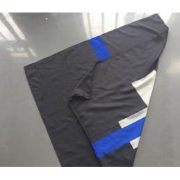 "Flagge ""The Thin Blue Line Switzerland"""