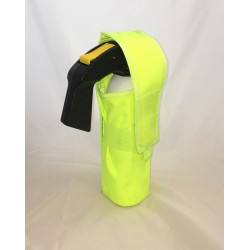 Yellow Bottle  pouch