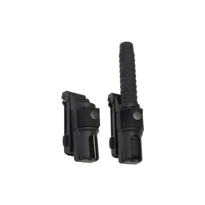 BH-14 Etui rotatif plastique pour bâton télescopique, ESP