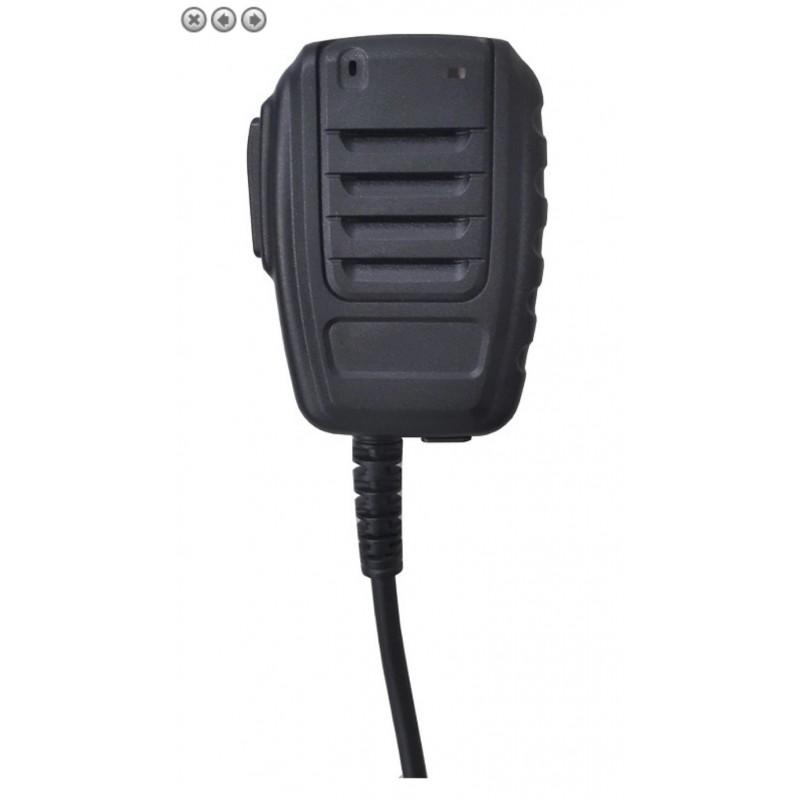 AIRBUS / POLYCOM / TETRAPOL / EADS / Handmonofon klein zu TPH900 / Blue LED / IP67