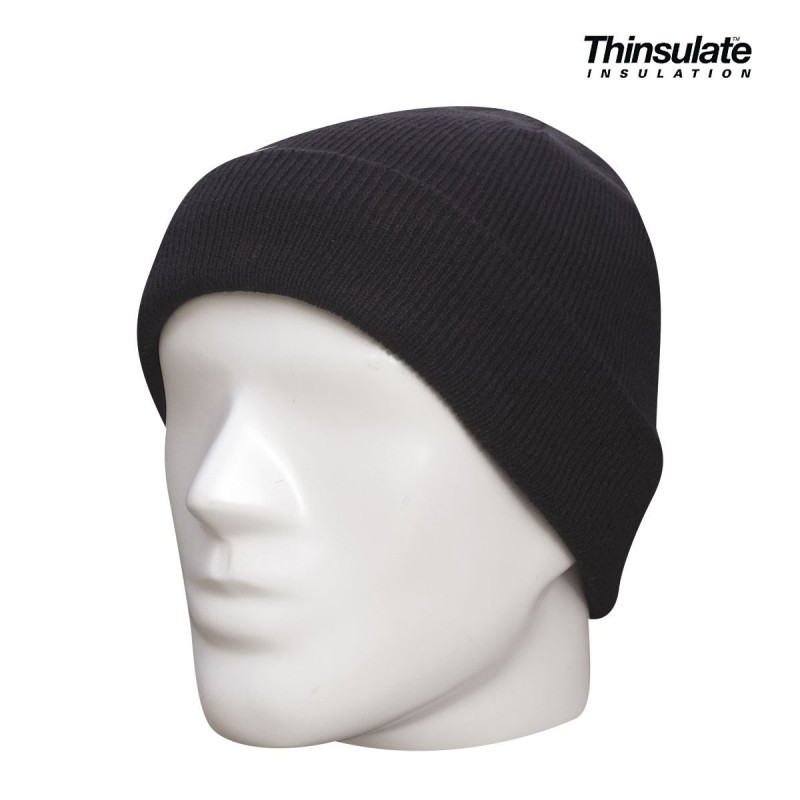 Bonnet maille Thinsulate