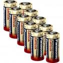 Panasonic Power Photo CR123A Lithium - Pack de 10