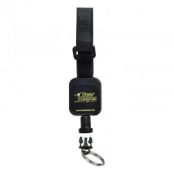 GearKeeper Micro rétracteur pour clé à menottes ou petit outil.