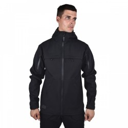 SPECTER JACKET — BLACK