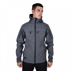 SPECTER JACKET — GRAY