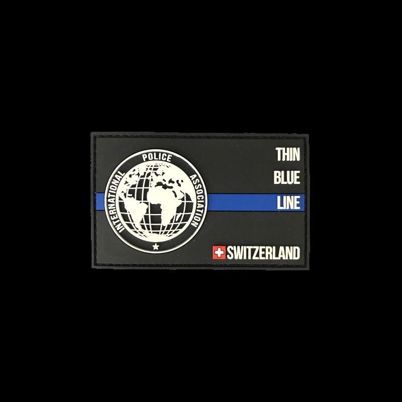 ABZEICHEN IPA - THIN BLUE LINE SWITZERLAND