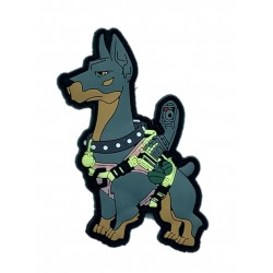 Patch Military Dog