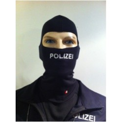 "Sturmhaube ""POLIZEI"""