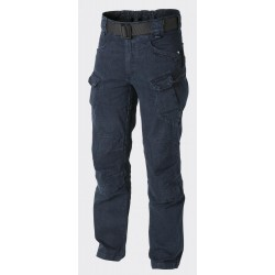 Urban Tactical Pants Denim-Blue