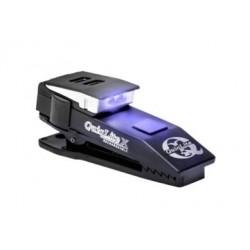 QuiqLite X Taschenleuchte Weiss/UV - Akkuversion